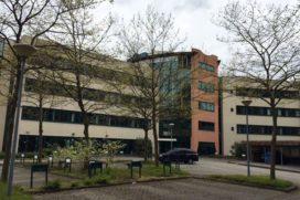 Business center in voorheen lege panden Deventer