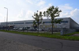 Van Uden koopt logistiek complex L'Oréal