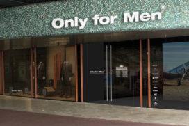 Only for Men opent grote winkel Voorburg