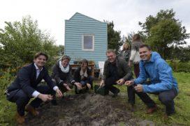 Den Haag koploper met zelfbouwwoningen