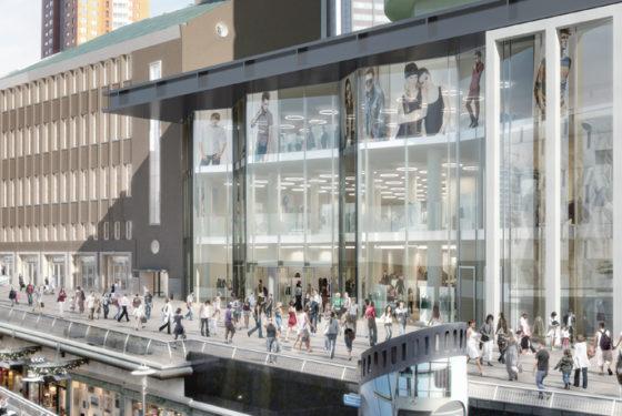 'Forum nieuw icoon voor Rotterdam'