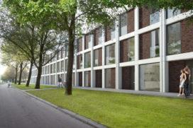 Bouwstart Squares aan Prinsenlaan Rotterdam