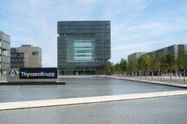 Hoofdkantoor Thyssenkrupp Tata Steel naar regio Amsterdam