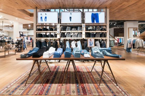 Nieuwe winkel Esprit naar Hilvertshof