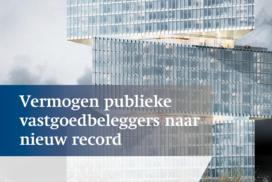 Groei vastgoedbezit publieke beleggers vlakt af