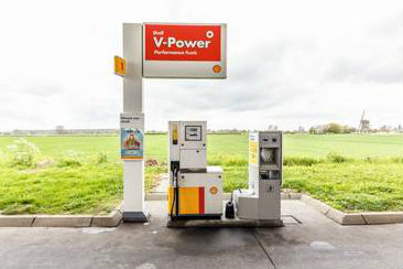 Shell bouwt meer pompstations en winkels