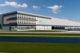 Nieuw distributiecentrum FrieslandCampina in Meppel