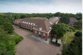 Transformatie Haagse kazerne naar luxe wooncomplex