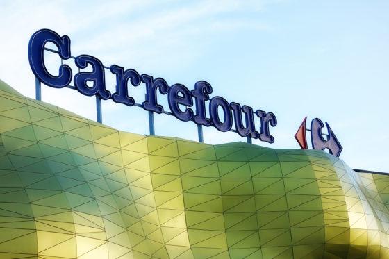 'Carrefour in trek door geruchten Amazon'