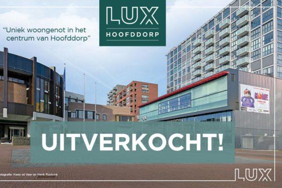 Appartementen in verkochte kantoren Hoofddorp