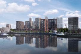 Altera koopt 356 woningen in De Groene Kaap Rotterdam