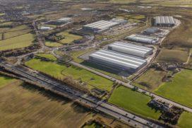 Amazon investeert in logistieke nieuwbouw VK
