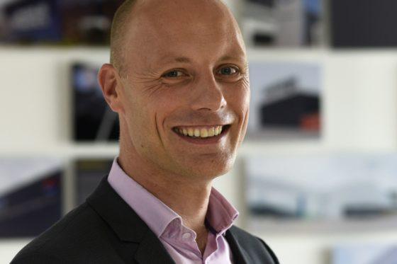 Arjan Hogenboom directeur realisatie Heembouw Rotterdam
