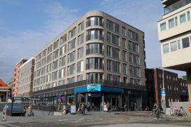 Heilijgers levert Badhuisstraat Scheveningen op