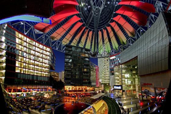 Sony Center Berlijn voor 1,1 miljard verkocht
