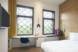 Westergasfabriek krijgt duurzaam hotel