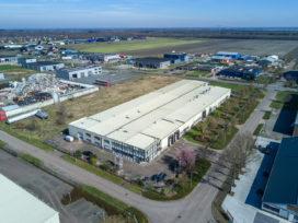 Nieuwe invulling voor leegstaande Schuitema-fabriek Stadskanaal