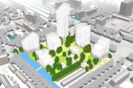 Syntrus Achmea ontwikkelt 550 woningen Rijswijk