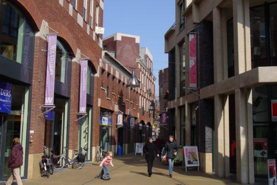 Bouwinvest verhuurt 1300m2 in Het Eiland Zwolle