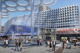 VodafoneZiggo huurt 17.000 m2 in Hoog Catharijne