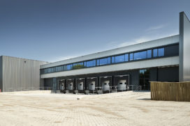 Audio Technica huurt 5.600 m2 logistiek Montfoort