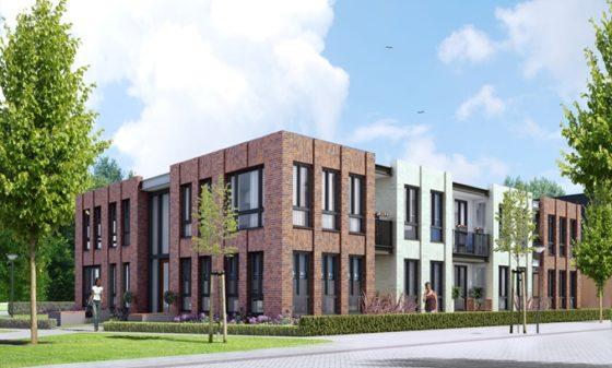 Resido Vastgoed verkoopt nieuwbouwbelegging in Apeldoorn