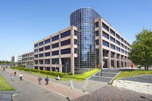 Laanderpoort I en II in Amsterdam Zuidoost