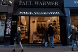 Huurverlengingen winkels Paul Warmer