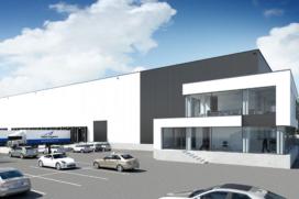 MG Real Estate realiseert nieuwbouw voor Yusen