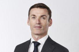 Cromwell maakt Mark McLaughlin directeur Europa