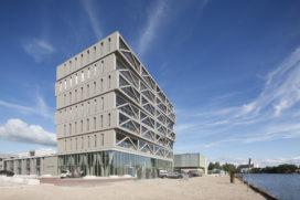 Patch22 in Amsterdam dingt mee naar Architectuurprijs
