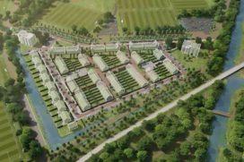 Ondertekening twee contracten Park Harga in Schiedam