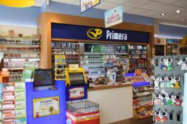 Primera opent 500e winkel
