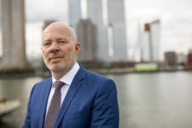 Robert Simons: stuurman met ambitie voor Rotterdam