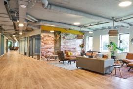 Vier nieuwe huurders Scheepvaarthuis Groningen