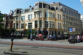 IVY Group koopt pand Stadhouderskade 40-41