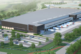 Standard Life verwerft logistiek project Tilburg