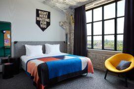 Student Hotel Maastricht opent in Eiffelgebouw