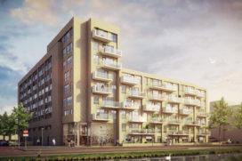 Bouwstart appartementencomplex Terwijde Utrecht