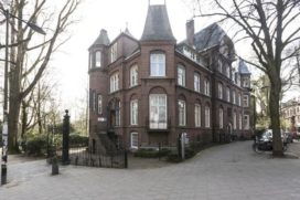 Christie's huurt kantoorvilla in Vondelstraat Amsterdam
