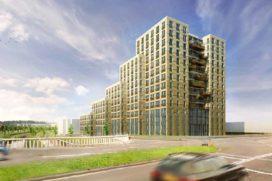 Blauwhoed en AM: bouwstart woonwijk Amsterdam Noord