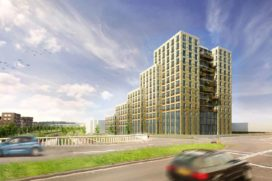 Blauwhoed en AM ontwikkelen woningen Noorderkwartier Amsterdam