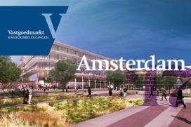 Tempoversnelling beleggingen Amsterdamse kantoren