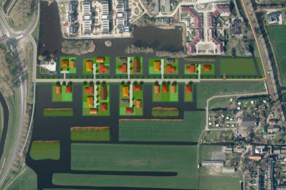 Woningbouwproject Zwethof in Zoeterwoude stap dichterbij