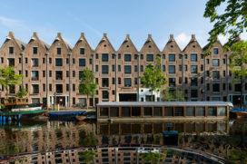 Metroprop koopt historische panden Amsterdam