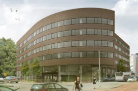 Bryant Park start renovatie Eastpoint Rotterdam
