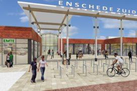Opnieuw uitbreiding winkelcentrum Enschede Zuid