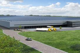 Enorm logistiek project bij Maastricht Airport