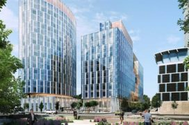 Spaans Meliá Hotels naar Twin Towers Zuidas