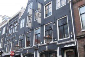 Pand roemruchte Club Richter Amsterdam verkocht